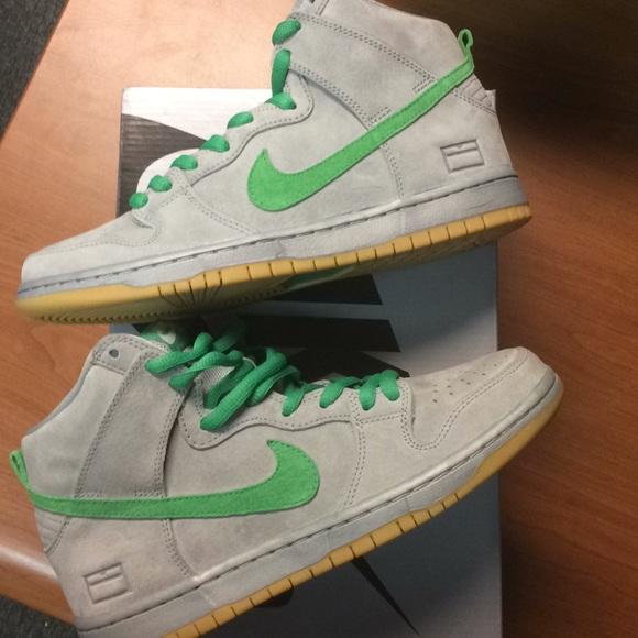 finest selection 205a2 f8de2 Nike SB SILVER BOX